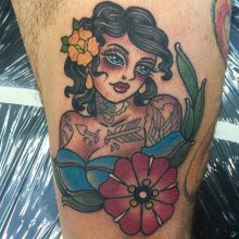 Ash Hochman Tattoo Work Sample 2