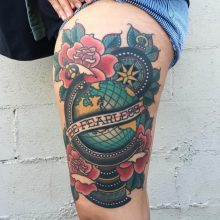 Ash Hochman Tattoo Work Sample 9