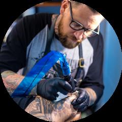 Simon Halpern Owner Tattoo Artist