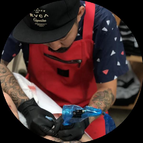 Matt Yoshizu - Tattoo Artist