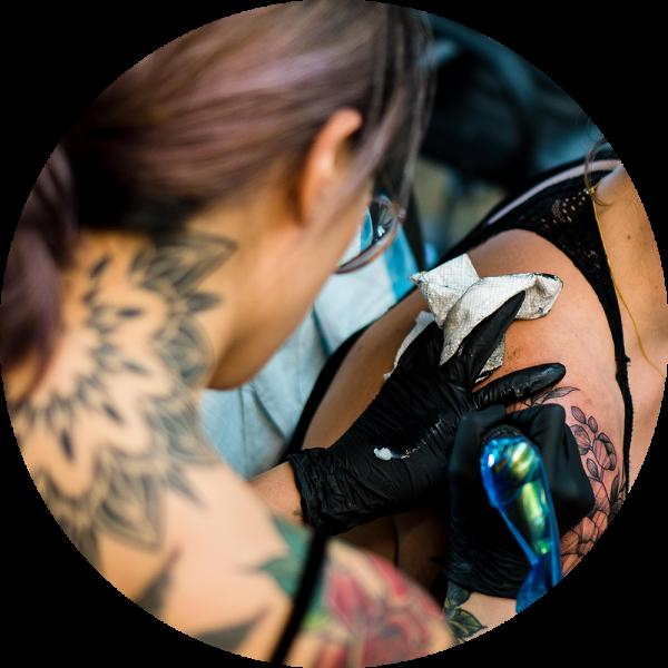 Yvonne Kang Tattoo Artist
