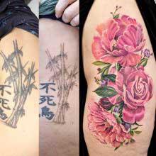 Kristine Le Esposito laser tattoo removal