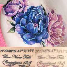 Laser tattoo removal by Kristine Le Esposito